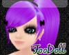 {FD} Purple TOMOMI