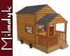 MLK Tiny House Wood