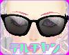 [TW]cool black Glasses