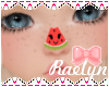 ➳ Kid Watermelon Nose