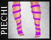 ~P: Neon Ribbin Feet
