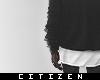 c | Large Sweater - noir