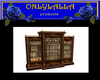 luxury antique bookcase