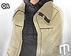 Trench Coat + Hoodie