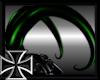 -X-GreenRubber UberHorns