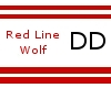 Red line Wolf Tail