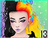 Alaricia Black/Rainbow