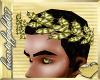 *h*Greek God Crown*Oliv*