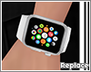. apple iwatch white