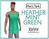 RHBE.Mint Green Tank Top