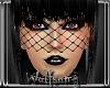 WS ~ Veil:Goth CrimsnRed