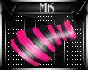 !Mk! Pink Warmer M