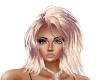 Hair Blond Purple Lizzy