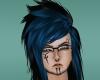 ~Keii~ Black/Blue Virre
