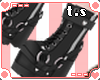 *ts* Chunky Boots [Blk]