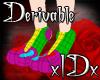 xIDx Derv. Looch Feet M