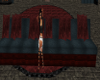 Blood Moon Long Couch