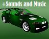NL-BMW Race Car Green 1