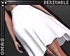 0 | A-Line Flared Skirt