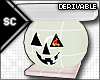 S| Pumpkin Stool