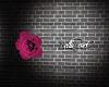 Pink Rose -Hair Flower