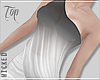 ¤ Wht Sheer Droop Top