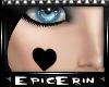[E]*Heart Face Paint*