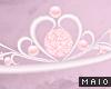 🅜 PINKU: kawaii tiara