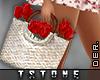 TS.Flower Bag