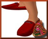 Red Loafers M