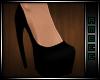 {A} Black Heels