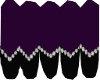 purple/black nails