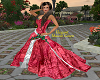 PP|Elegant Mauve Gown