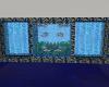 Lg Fish Tank/waterfall