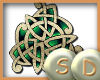 Irish Celtic Sticker