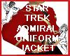 Star Trek Admiral Unifor