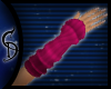 [cd] Pink Arm Warmers