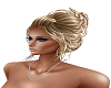 Frost Blonde Stasia updo