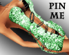 *LMB* Pin Me-Green