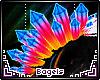 B. Galaxy back crystals