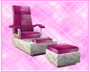 Salon Pedicure chair