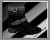 Gothic Belt Boots