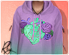 Pastel Heart Hoody - Roy
