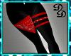 Red Bandana Pants- RL