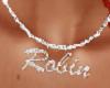 Robin Silver chain