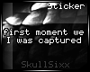 s|s First moment . stkr