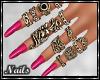 Nails - Pink