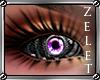  LZ Cyborg Eyes Purple F