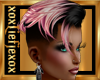[L] Pink Duo Hair Short