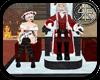 }T{ Santa Chair
